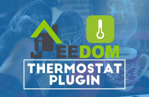 Le plugin Thermostat de Jeedom