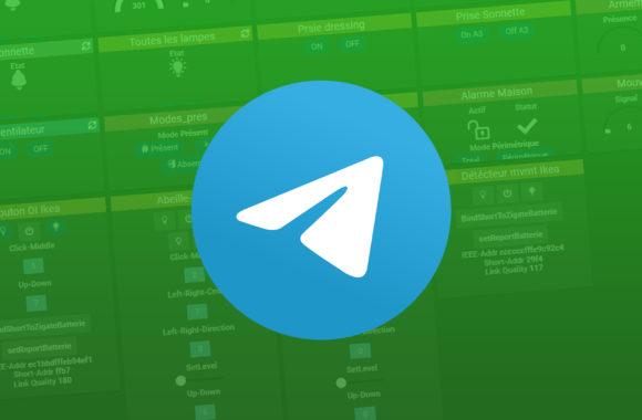 Jeedom Telegram – Installation