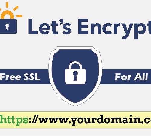 Générer un Certificat Let's Encrypt Sur Apache