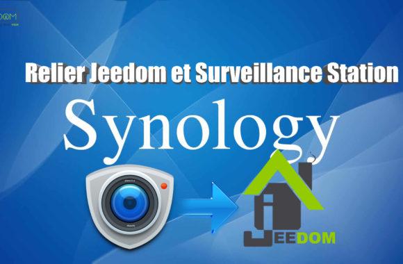 Interaction Surveillance Station et Jeedom