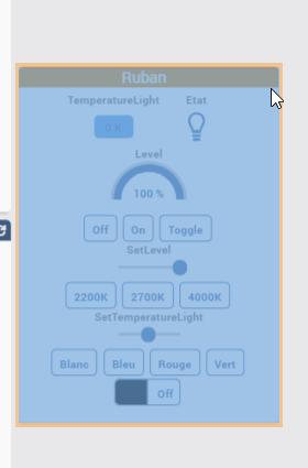 image pour selectionner un widget